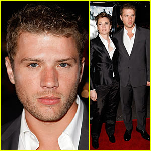 Ryan Phillippe @ Stop Loss Premiere