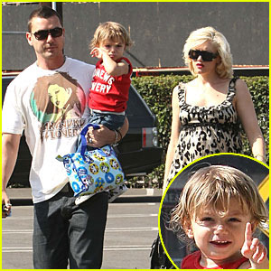 Gwen Stefani and Kingston are #1