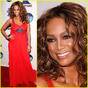 Tyra Banks @ 2008 Fiercee Awards