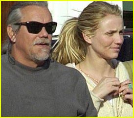 Cameron Diaz's Father Dies From Pneumonia