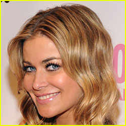 Carmen Electra Gets Engaged! (Again)