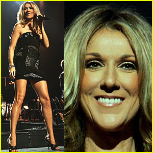 Celine Dion Down Under