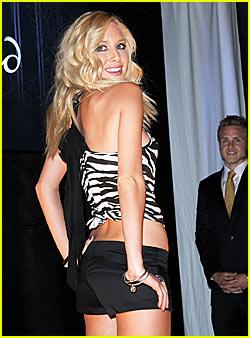 Heidi Montag Wants Butt Implants