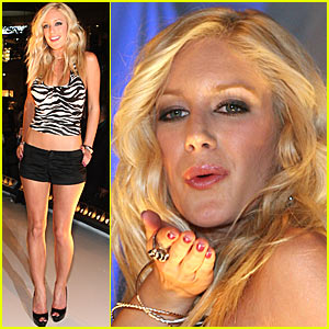 Heidi Montag Goes to Heidiwood