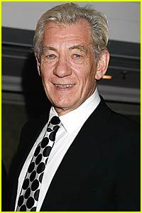 Sir Ian McKellen is Gushing To Be Gandalf