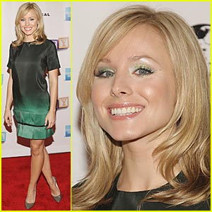 Kristen Bell is a Baby Mama