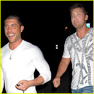 Lance Bass Has a New Boyfriend?