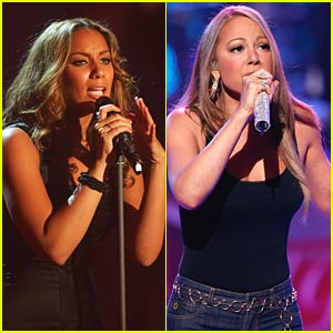 Mariah's Sights Set on Leona Lewis