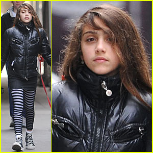 Lourdes Leon is Feeling Fierce