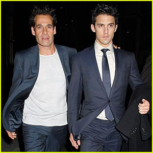 Milo Ventimiglia's Guys' Night Out