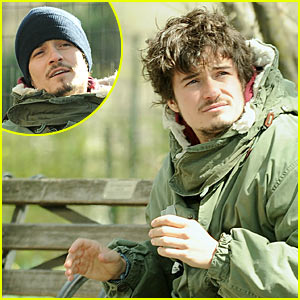 Orlando Bloom: New York, I Love You!!!
