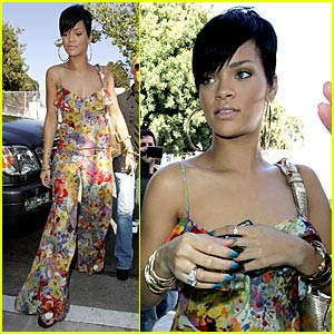 Rihanna's Jumpsuit Joy