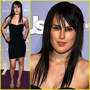Rumer Willis @ Hot Hollywood Party 2008