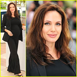 Angelina Jolie is a Cannes Changeling