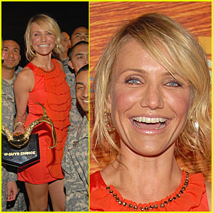 Orange You Glad Cameron Diaz is Back?