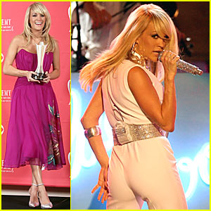 Carrie Underwood Joins The Jonas Brothers