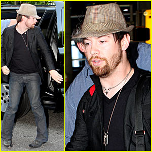 David Cook Rocks the Big Apple