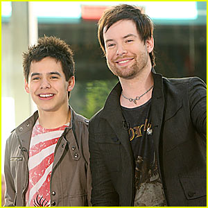 david cook american idol is gay