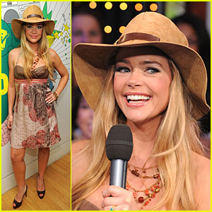 Denise Richards - Cowgirl Up!