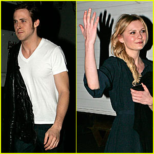 Ryan Gosling & Kirsten Dunst Have All Good Things