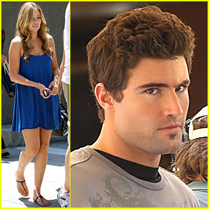Lauren Conrad Jams With Brody Jenner