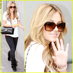 Lauren Conrad is a Culver City Cutie