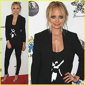 Nicole Richie's Fundraising Friday