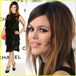 Rachel Bilson Channels Chanel