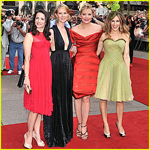 Sex and the City World Premieres in London