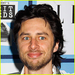 Zach Braff Blogs About New Music Video