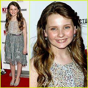 Abigail Breslin is a Cute Kit Kittredge