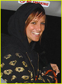 Ashlee Simpson's Eskell Shopping Spree