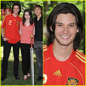 Ben Barnes is a Madrid Man