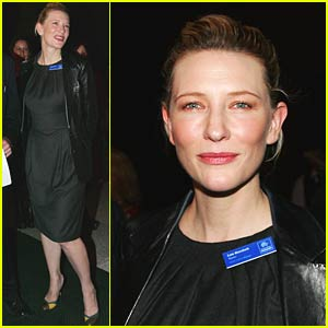 Cate Blanchett Survives Australia