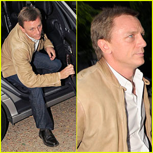 Daniel Craig: It's a Quantum Wrap!