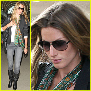 Gisele Bundchen Brings Back Brazil