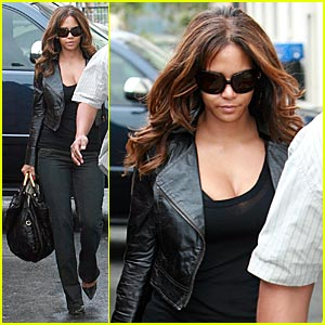 Halle Berry Teams Up with Frankie and Alice