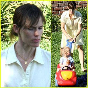 Jennifer Garner is a Pushy Mom