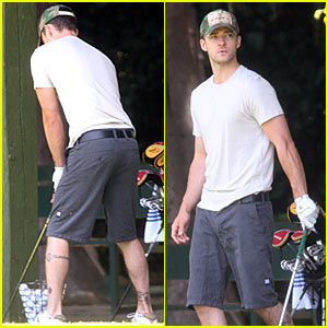 Justin Timberlake is The Love Golfer