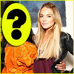 Lindsay Lohan Has a Secret Sister