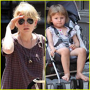 Matilda Ledger Rides the Stroller Coaster