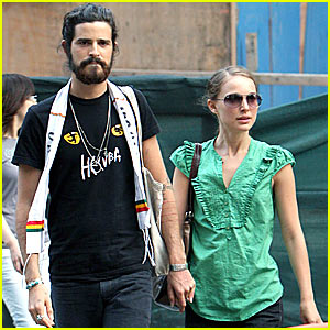 Natalie Portman and Her Banhart Boy