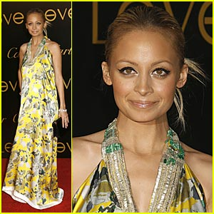 Nicole Richie is Cartier Crazy