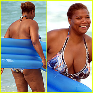 Queen Latifah is Swimsuit Sexy