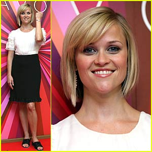 Reese Witherspoon is a Global Girl
