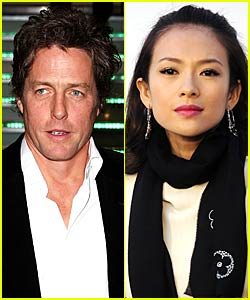 Hugh Grant Hearts Ziyi Zhang