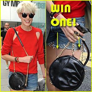 Win Agyness Deyn's Rebecca Minkoff Handbag