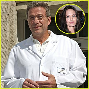 Doctor: Angelina Jolie Is Doing Very Well
