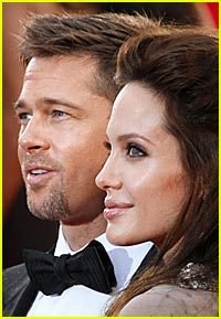 Brangelina Babies Are Honorary Citizens Of Nice