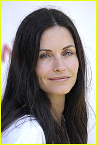 Courteney Cox Scrubs In